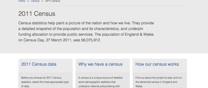 Cadava: work history, project image, fourcommunications, census, 2011