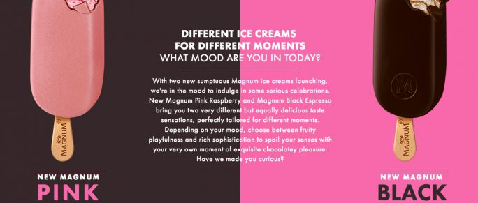 Cadava: work history, project image, TMWUnlimited, Magnum Pink & Black