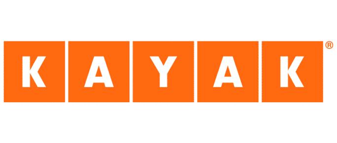 cadava: work history -- kayak -- logo