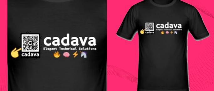 www.cadava.com, t-shirts, merchandise